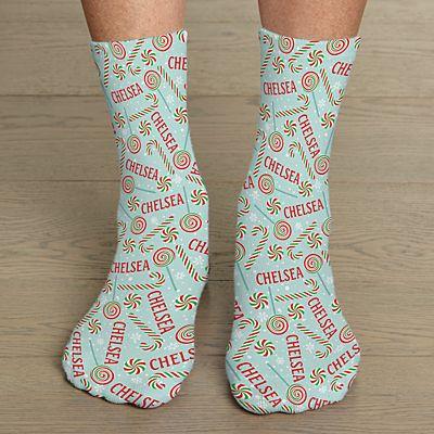 Christmas Sweets Socks