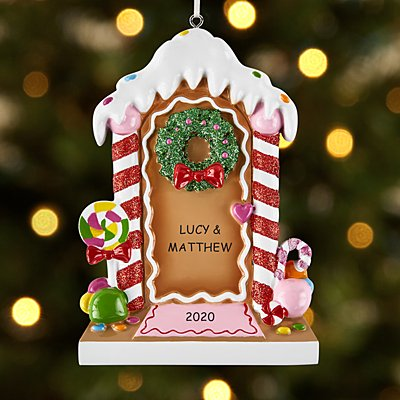 Christmas Sweets Door Bauble