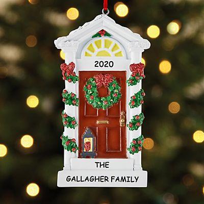 Festive Door Ornament