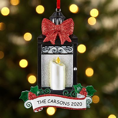 Holiday Lantern Ornament