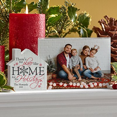 Home for the Holidays  House Frame
