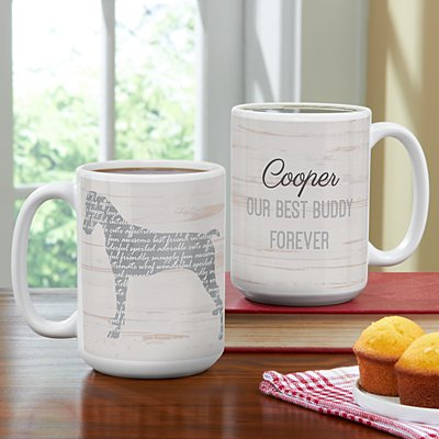Life is Better with a Dog 15oz Mug