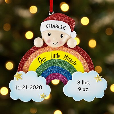 Our Little Miracle Ornament