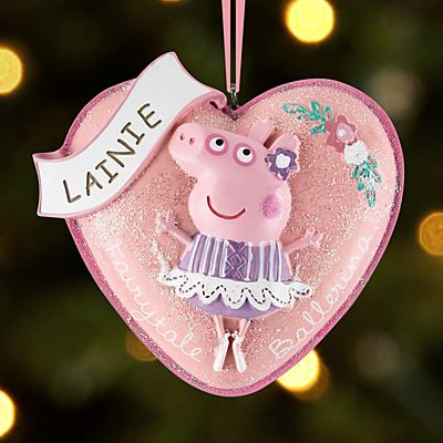 Peppa the Pig Ornament