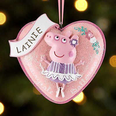 Peppa the Pig Ornament