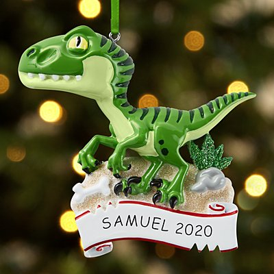 T-Rex Dinosaur Ornament