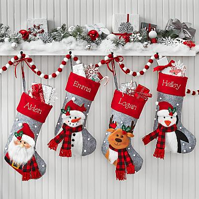 Blizzard Buddies Stocking