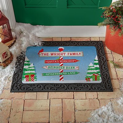 Holiday Home Doormat