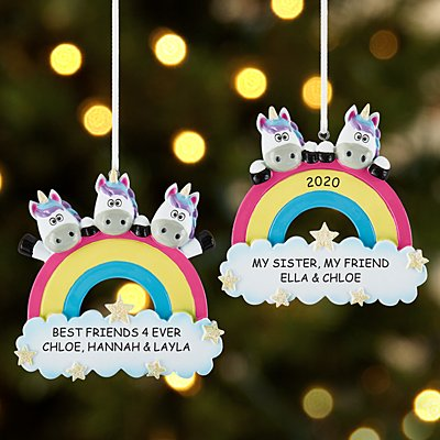 Magical Unicorns Ornament