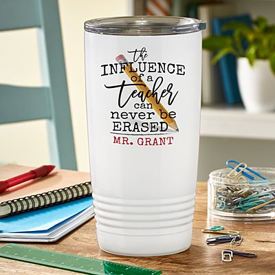A Teacher's Influence Insulated Tumbler