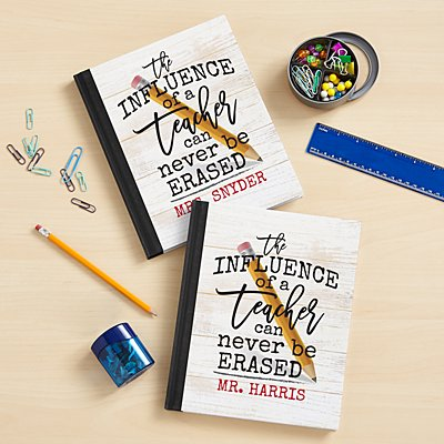 A Teacher's Influence Notebook