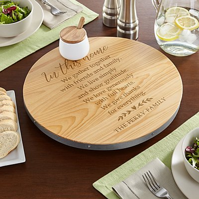 Happy Home Lazy Susan