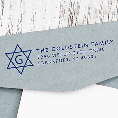 Happy Hanukkah Self-Inking Stamp
