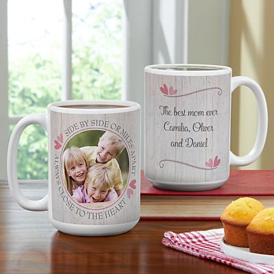 Always Close To Me Photo Mug