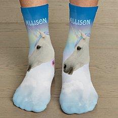 Animal With An Attitude Female Socks