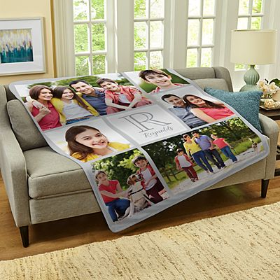 Best Times Photo Plush Blanket