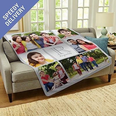 Best Times Photo Plush Blanket