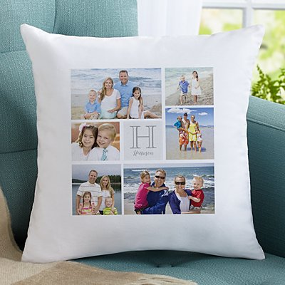 Best Times Photo Throw Pillow