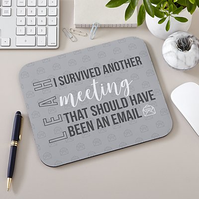 I Survived Another... Mouse Pad