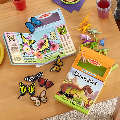 Melissa & Doug® Play-A-Long Books
