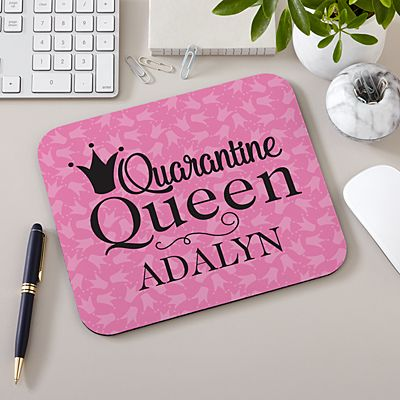 Quarantine Queen Mouse Pad