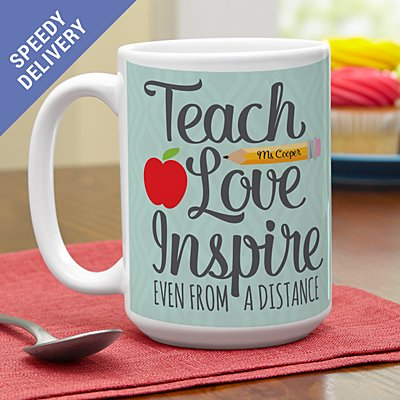 Teacher from a Distance Mug
