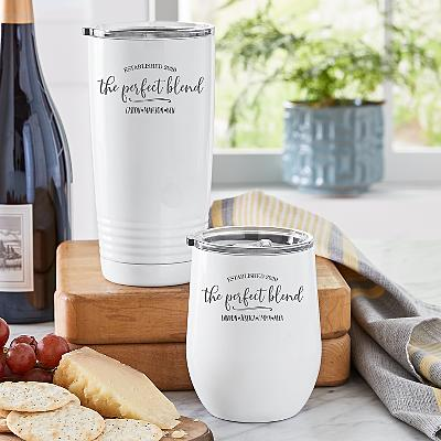 The Perfect Blend Insulated Tumbler
