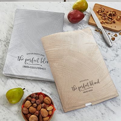 The Perfect Blend Kitchen Towel