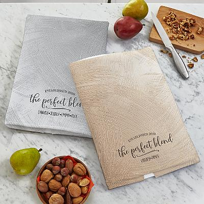 The Perfect Blend Kitchen Towels
