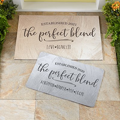 The Perfect Blend Doormat
