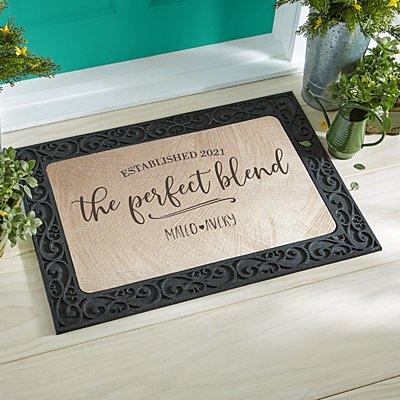 The Perfect Blend Doormat