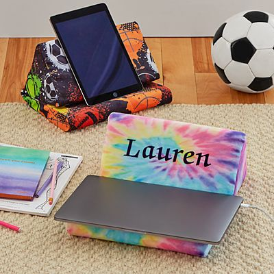 Fun Print Tablet & Laptop Pillow