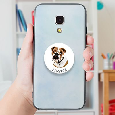 Dog Breed PopSockets PopGrip®