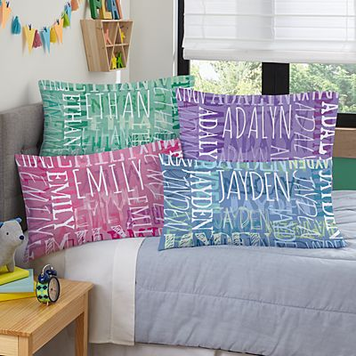 Signature Style Pillowcase