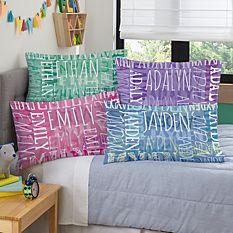 Signature Style Pillowcase