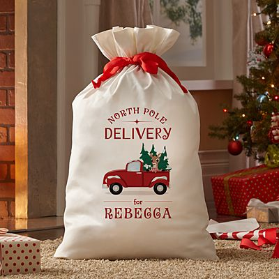 Rudolph® North Pole Delivery Oversized Gift Bag