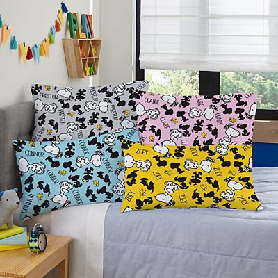 PEANUTS® All Over Snoopy™ Pillowcase