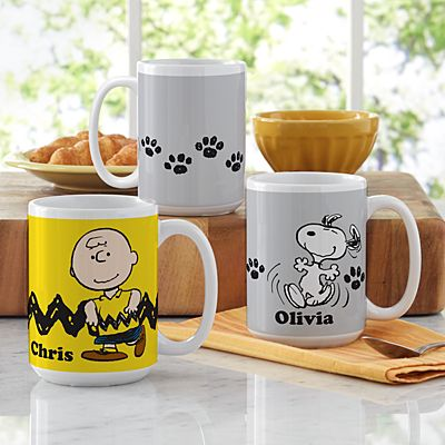 PEANUTS® Character Collection Mug