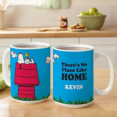 PEANUTS® No Place Like Home Mug