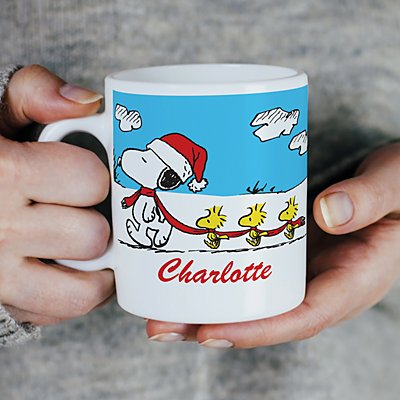 PEANUTS® Winter Fun Snoopy™ & Woodstock™ Mug