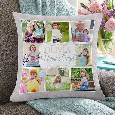 Kids Are the Best Photo Pillow