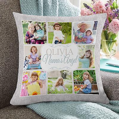 Kids Are the Best Photo Cushion