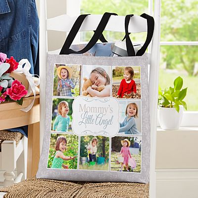 Kids Are the Best Photo Tote