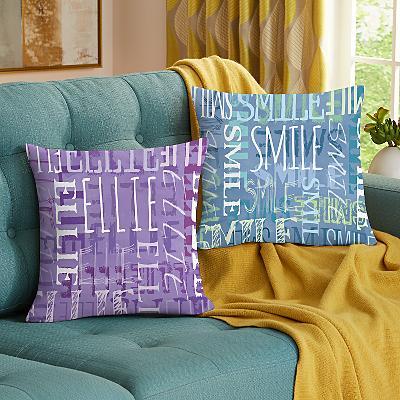 Signature Style Cushion