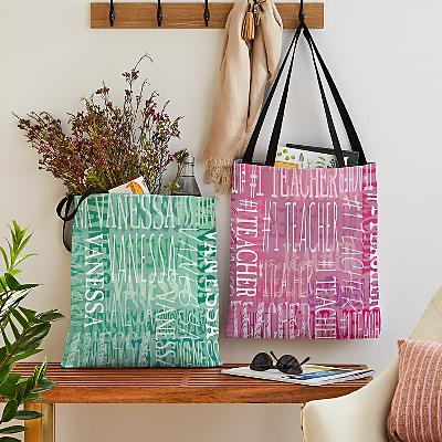 Signature Style Tote Bag