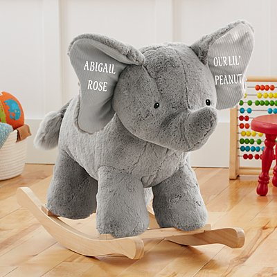 GUND® Elephant Rocker