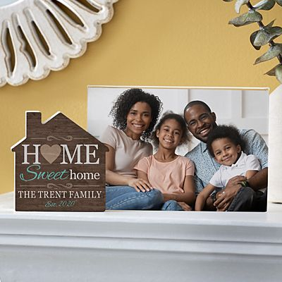 Home Sweet Home House Frame