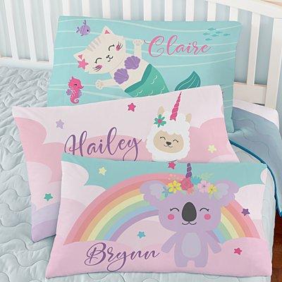 Magical Friends Pillowcase