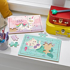 Magical Friends Wooden Puzzle