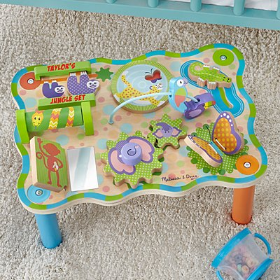 Melissa & Doug® Jungle Activity Table